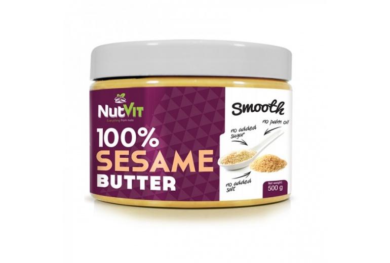 100% Sesame Butter 500g NutVit
