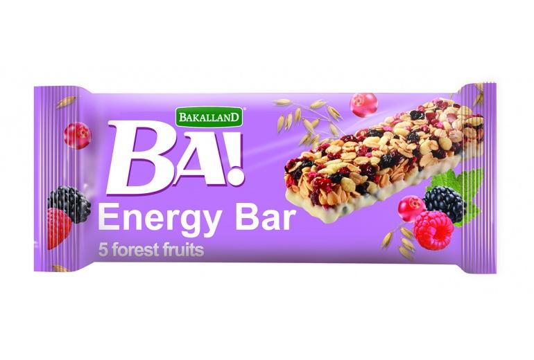 25x BA! Energy Bar 40g Bakalland
