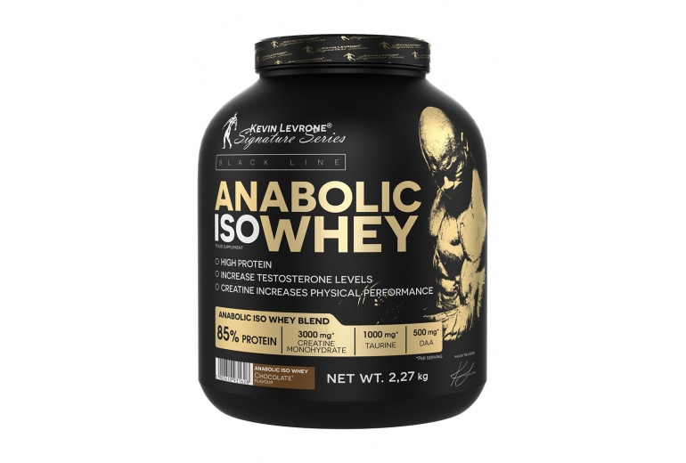 ANABOLIC ISO WHEY 2000g Kevin Levrone