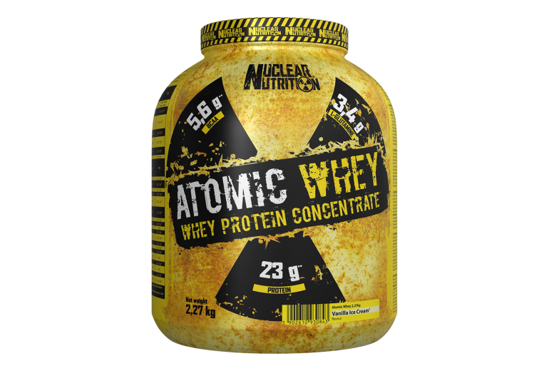 ATOMIC WHEY 2270g Nuclear Nutrition
