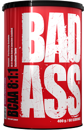 Bad Ass BCAA 8:1:1 400 g