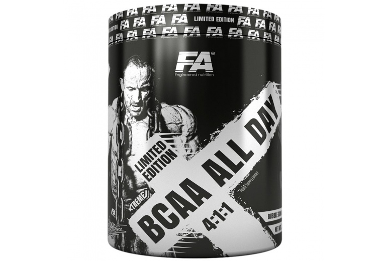 BCAA ALL DAY 4:1:1 340g Fitness Authority