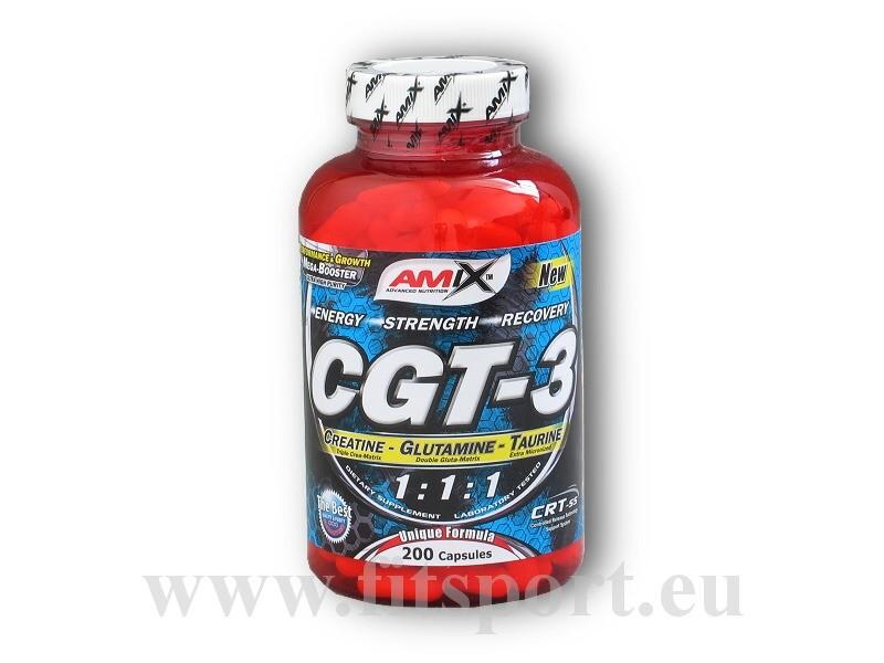 CGT-3 200 kapslí - Amix