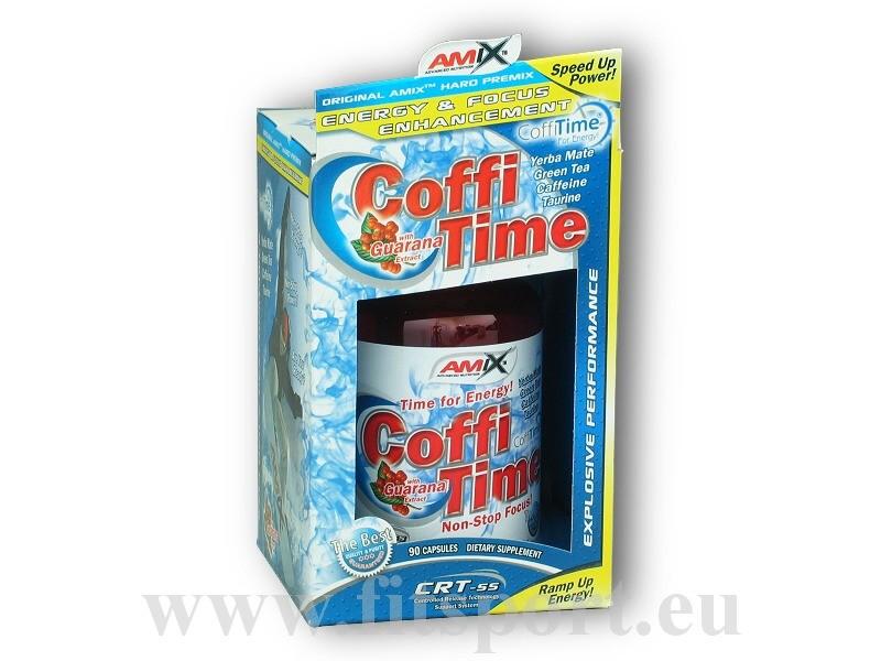 Coffitime 90 kapslí - Amix