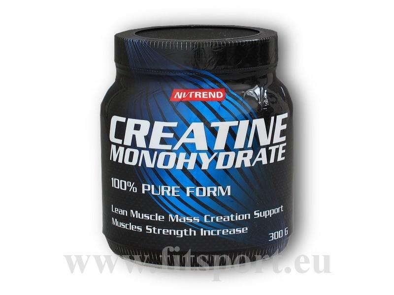 Creatine Monohydrate 300g - Nutrend