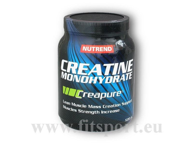 Creatine Monohydrate 500g - Nutrend