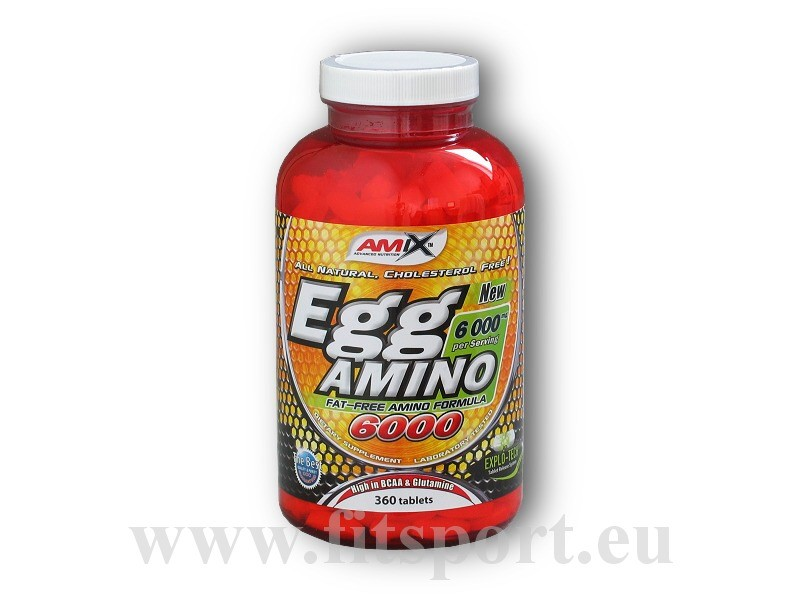 EGG Amino 6000 360 tablet - Amix