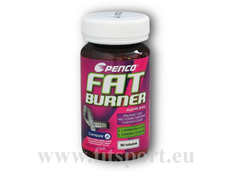 Fat Burner 90 kapslí - Penco