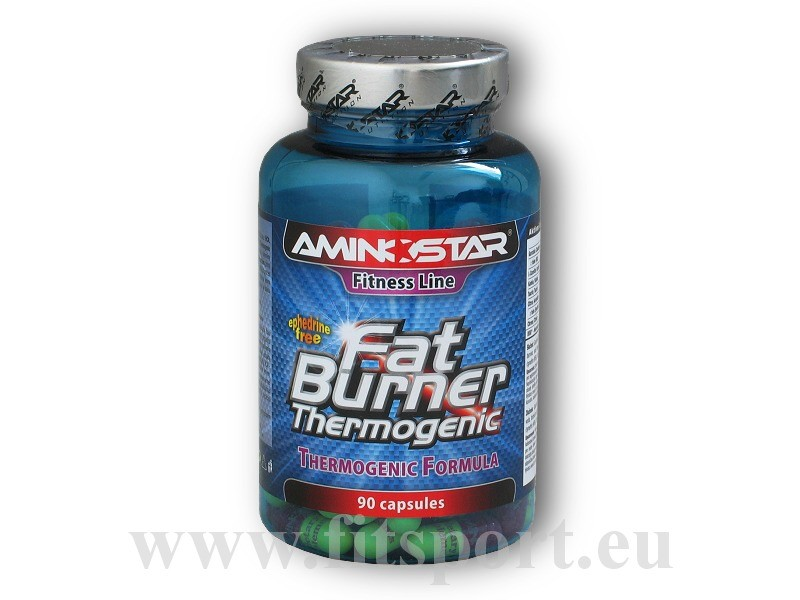 Fat Burner Thermogenic 90 kapslí - Aminostar