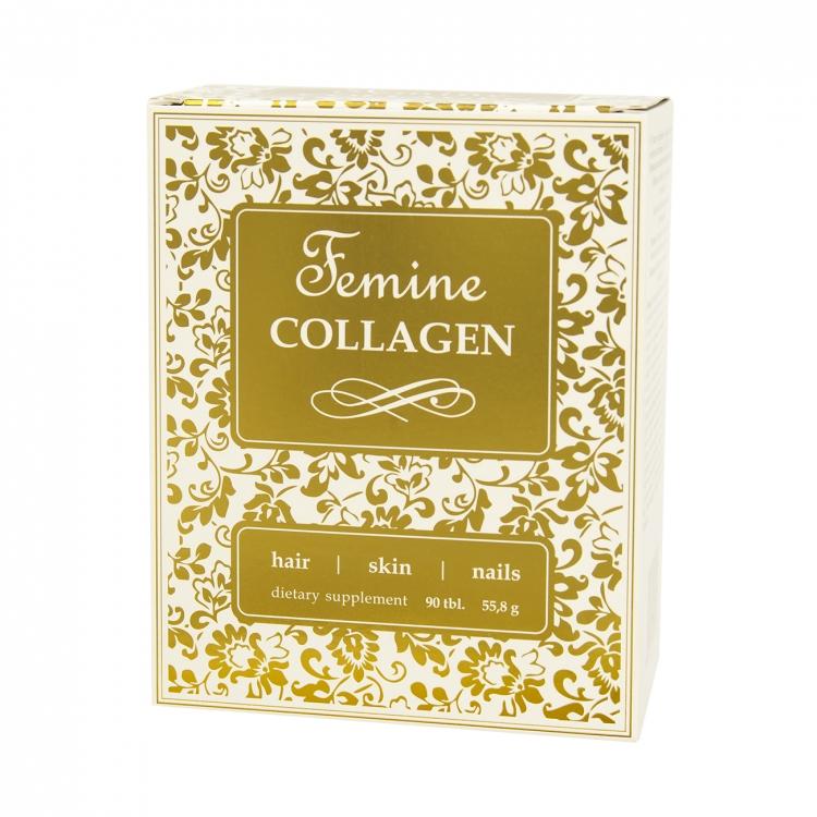 Femine Collagen 90 tablet - Nutristar