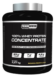 Fitness Authority 100% Whey Protein Concentrate 2270 g