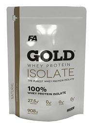 Fitness Authority Gold Whey Isolate 908 g