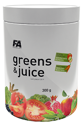 Fitness Authority Greens & Juice 300 g