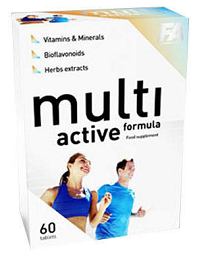 Fitness Authority Multi Active Formula 60 tablet
