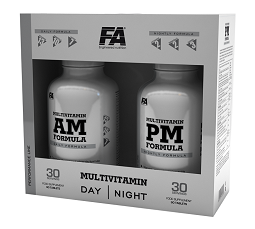 Fitness Authority Multivitamín AM&PM Formula 2x90 tablet