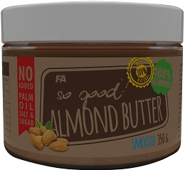 Fitness Authority So good! Almond Butter 350 g