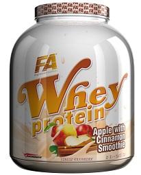 Fitness Authority Whey Protein 2270 g čokláda