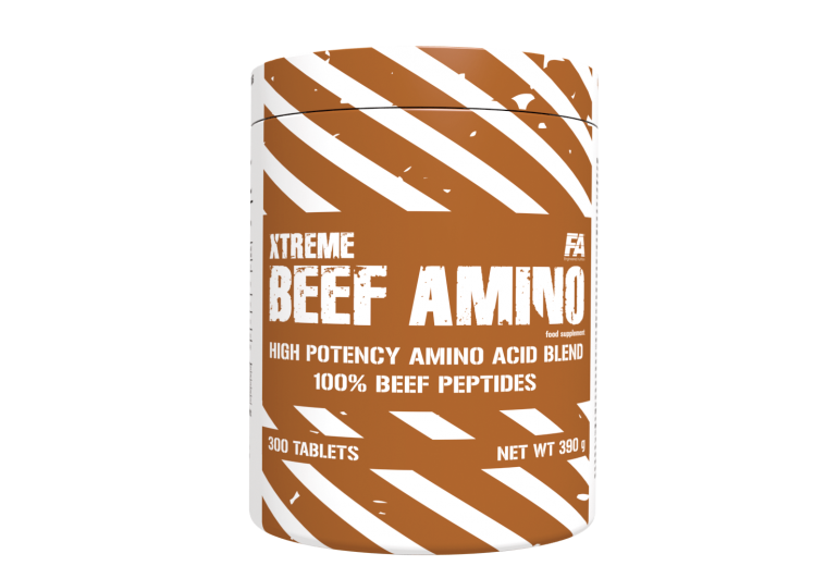 Fitness Authority Xtreme Beef Amino 300 tablet