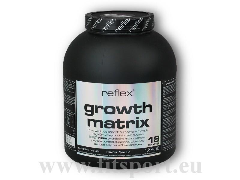 Growth Matrix 1890g - Reflex Nutrition