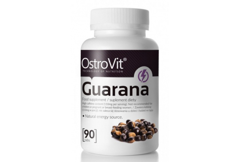 Guarana 90 tablet OstroVit