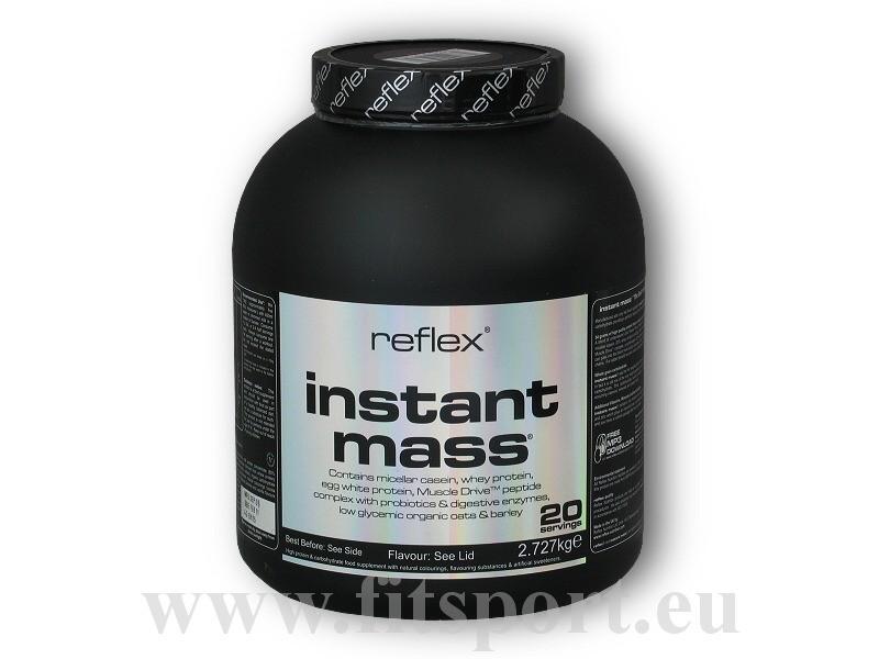 Instant Mass 2727g - Reflex Nutrition