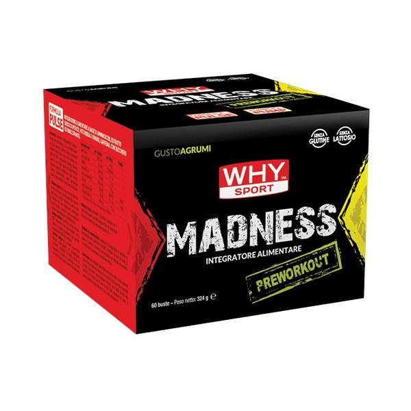 Madness Preworkout 60 sáčků - WHYsport