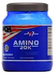 MEX Nutrition Amino 20K 500 g