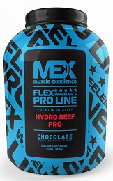 MEX Nutrition Hydro Beef Protein 1816 g