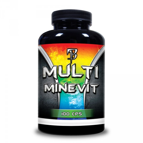 Multiminevit 100 cps - Bodyflex