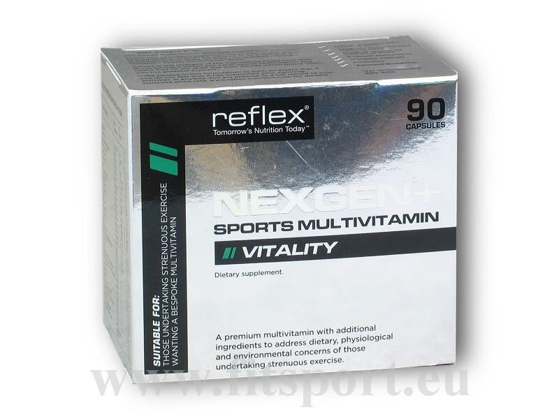 Nexgen Pro 90 cps - Reflex Nutrition