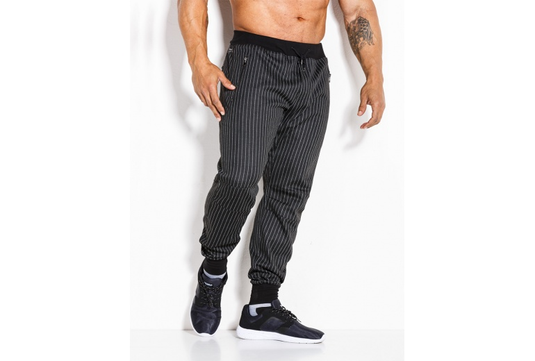 Pants 02 LM Luxe Black Kevin Levrone