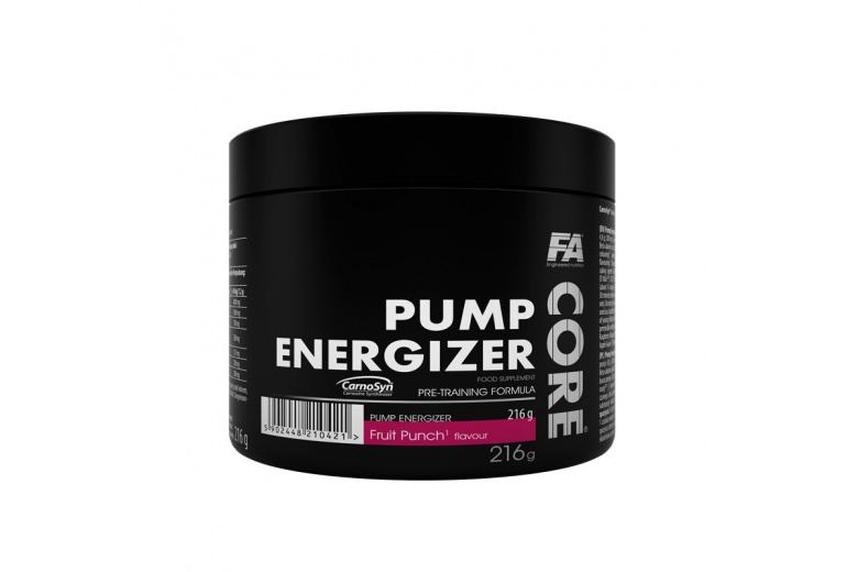 Pump Energizer 216g Fitness Authority