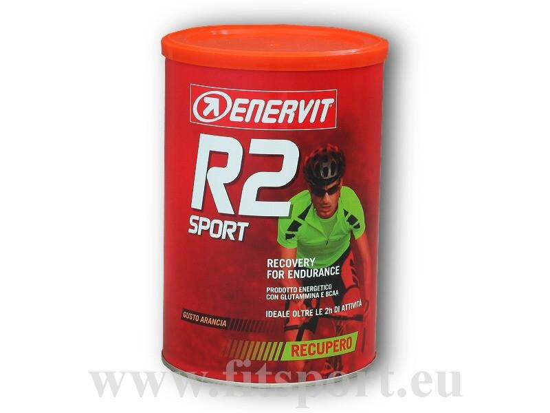 R2 Sport 400g doza pomeranč - Enervit