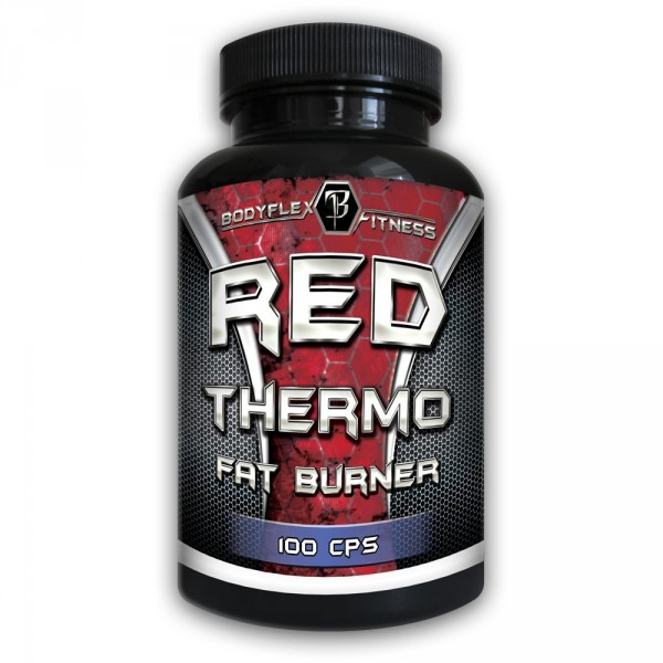 Red Thermo 100cps - Bodyflex