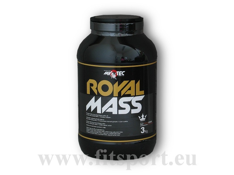 Royal Mass 3kg - Myotec čokoláda