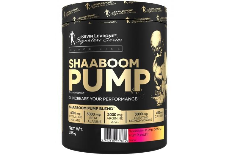 Shaaboom Pump 385g Kevin Levrone