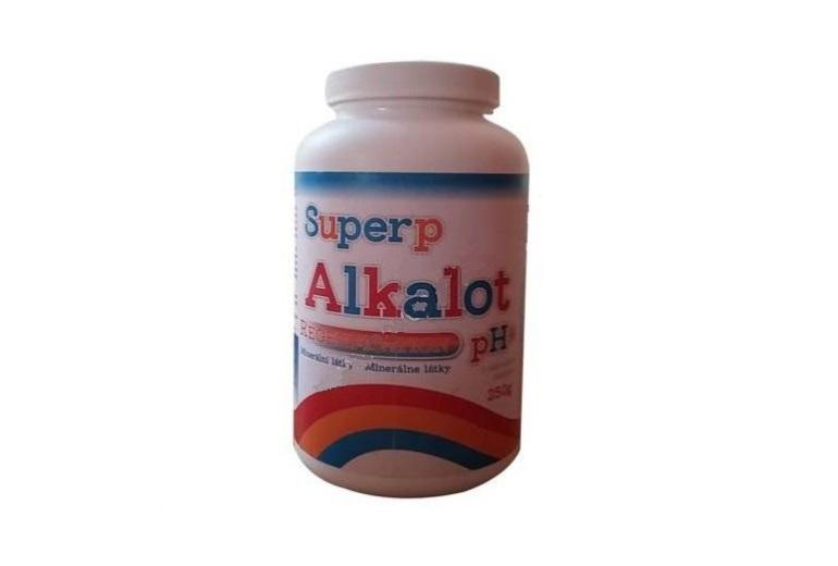 SUperp Alkalot pH+ 250g SNV