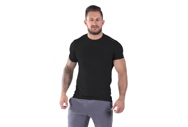 T-shirt 03 Ellegance Black Fitness Authority S