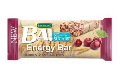 25x BA! Energy Bar 30g Bakalland
