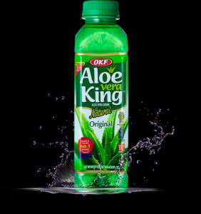 Aloe Vera Natural 500ml OKF