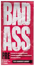 Bad Ass Pre 18 g