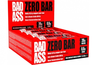 Bad Ass Zero bar 12x60g