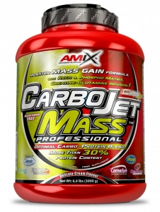 CarboJet Mass Professional 3000g - Amix