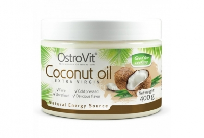 Coconut Oil 400g extra virgin OstroVit