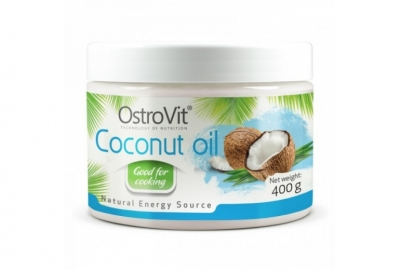Coconut Oil 400g OstroVit
