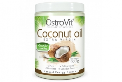 Coconut Oil 900g extra virgin OstroVit