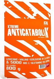 Fitness Authority Xtreme Anticatabolix 800 g