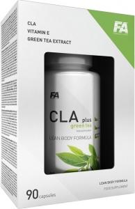Fitness Authority CLA plus GREEN TEA 90 kapslí