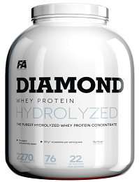 Fitness Authority Diamond Hydrolyzed Whey 2270 g