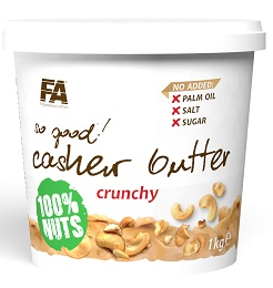 Fitness Authority So good! Cashew Butter 100% 350 g